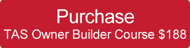 Online Owner Builder Course Tasmania